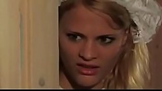 Swedish movie scene with nicole berg, natalie north a...