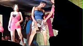 Telugu exposed sexy dance(lanjelu) high