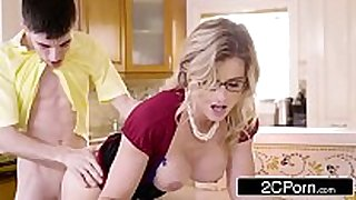Post party quickie for a mamma - cory pursue vs....