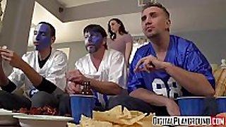 Trophy white whore touchdown chanel preston cheats on ...