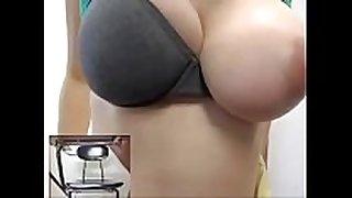 Horny teacher masturbates in classroom - watch ...