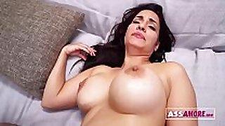 Sophia leon busty milf cheating with stepson