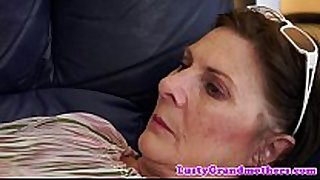 Bigbutt gilf fucked on the daybed