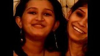 Amateur indian lesbian desi have indecent sex wit...