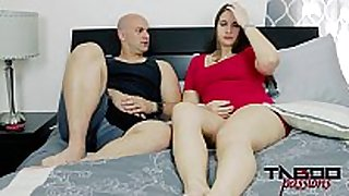 Milf madisin lee fucks stepson in mom's smelly ...