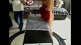 Hiddencam massage indecent doxy BBC bitch