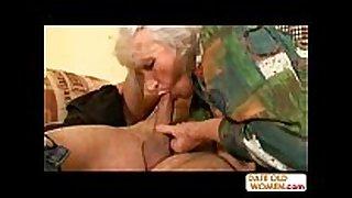 78 years old wicked grandma