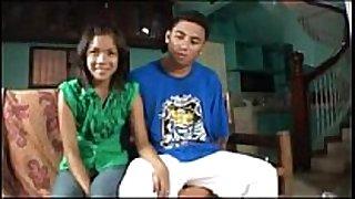 Filipino legal age teenager first anal - girlhornycams.com