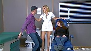 Brazzers - julia ann is one hawt nurse