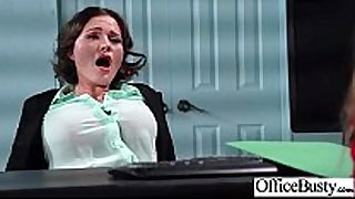Sex in office with busty slut nasty sexually concupiscent white honeys video-20