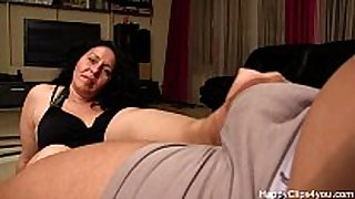 Alisa stepmom cook jerking movie scene scene