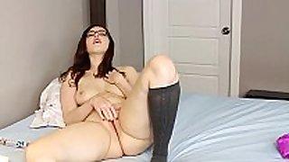 Bree - redhead anal virgin