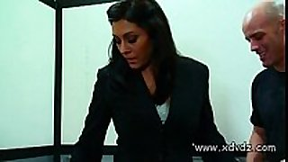 Raylene finds being trapped in elevator with a ...
