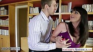 Horny office sweetheart sophie dee fuck