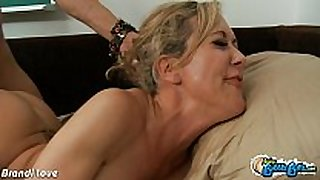 Big assed brandi love ride pecker