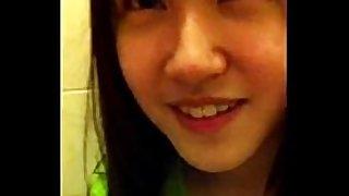 Taiwan girlfriend fellatio job stimulation pleasure