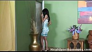Milf acquires drilled by the fresh neighbour