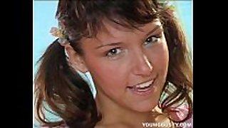 Busty dark brown legal age teenager jenny fuck vibrator