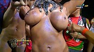 Mulher melão carnaval 2014 - www.videosdesexobr...