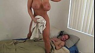 Hot mamma assist son - alura jenson
