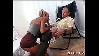 French honey delfynn delage gets her ass hammered