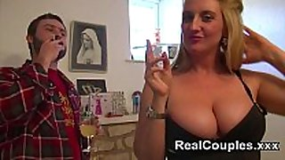 Anal loving busty british impure doxy concupiscent cheating wife