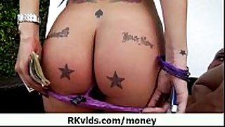Money indeed talks 16