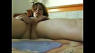 My mom self recorded masturbating. great stolen...