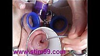 Cervix fucking with sounds cervical masturbatio...
