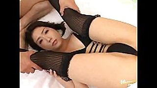 Babe in dark underware takes sex toys in the one and the other h...