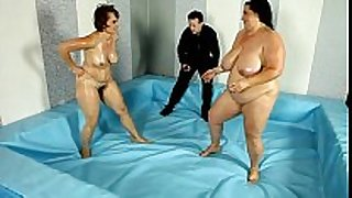 Bbw fight club