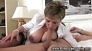 Mature brit Married wench sonia receives fucked
