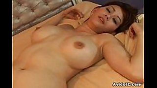 Sexy rina wakamiya drilled from behind
