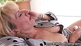 Mature british sexually excited Married whore in nylons