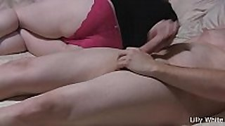 Lilly white tease with blow job joy job and pantyjob