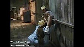 Lesbian hottie vintage porn movie scene scene