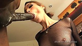 Amber rayne can not live out of to engulf ding-dong!