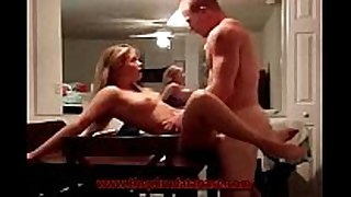 Sex on a table