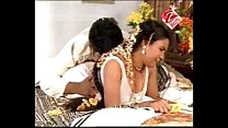 Telugu house filthy doxy Married slut 1st night hot couch room scen...