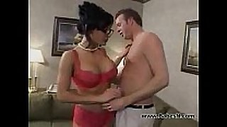 Big milk shakes and constricted milf anal fuck