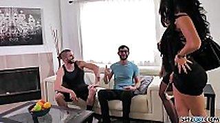 Spizoo - raven hart & savana styles gets fucked...