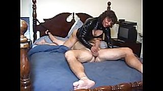 Mistress plans to turn stud on and give him no p...