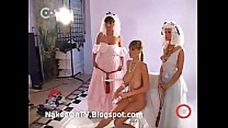 Aktmodell movie scene 6 - in nature's garb hungarian cuties pho...