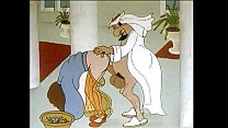 Zeichentrickparade - im harem ist der teufel los
