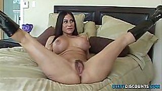 Assfucked sexually concupiscent white BBC bitch cheats on her husband