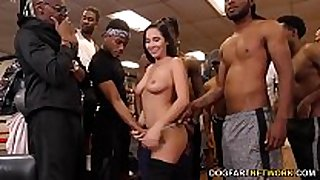 Karlee grey deepthroats bbc during the time that squirting
