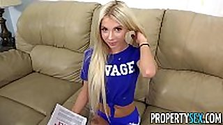 Propertysex - entitled millennial punished by b...