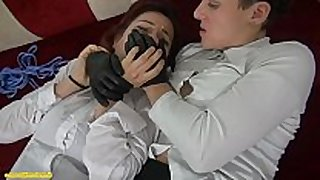 Criminal sweethearts handsmother and strangulation wi...